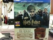 New with Box Harry Potter Blu-Ray DVD Wizards Collection